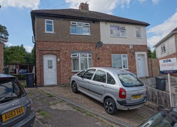 Thumbnail 2 bed semi-detached house for sale in Pamela Place, Leicester