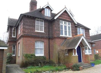 Thumbnail 2 bed flat to rent in The Street, Shalford, Guildford