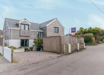 Thumbnail 3 bed detached house for sale in St. Day, Redruth, Cornwall