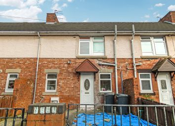 Thumbnail 2 bed terraced house for sale in Northumberland Avenue, Newbiggin-By-The-Sea