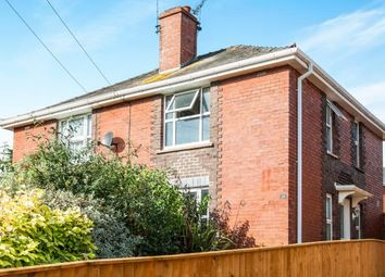 Thumbnail 2 bedroom semi-detached house for sale in Rifford Road, Exeter