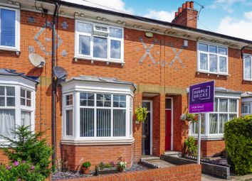 3 bed terraced house for sale in Stoughton Road, Leicester LE2
