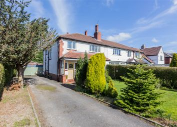 Thumbnail 4 bed semi-detached house for sale in Belvedere Road, Leeds, West Yorkshire