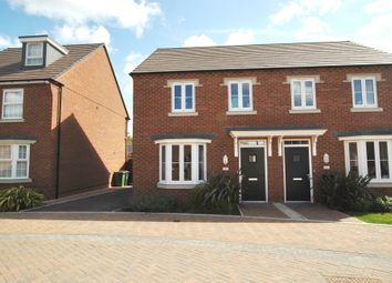 Thumbnail 3 bed semi-detached house for sale in Bufton Lane, Doseley Park, Doseley, Telford
