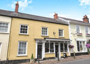 Thumbnail 4 bedroom terraced house for sale in West Street, Dunster, Minehead
