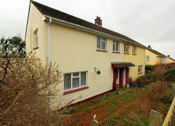 Thumbnail 3 bed semi-detached house for sale in John Gay Close, Barnstaple, Devon