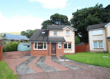 Thumbnail 4 bed detached house for sale in Bramble Court, Lennoxtown, Glasgow, East Dunbartonshire