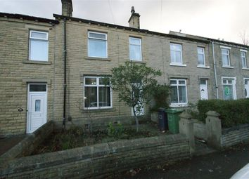 Thumbnail 3 bed terraced house for sale in Victoria Road, Lockwood, Huddersfield