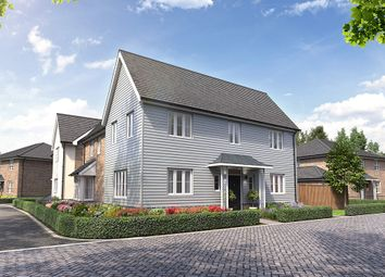 Thumbnail 4 bed detached house for sale in Oaklands, Ongar Road, Great Dunmow