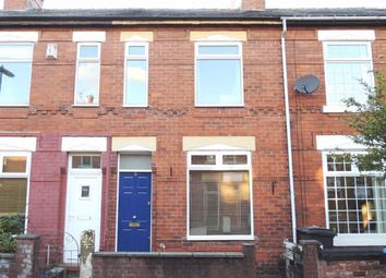 Thumbnail 2 bed terraced house for sale in Fernleigh Avenue, Levenshulme, Manchester