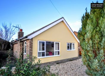 Thumbnail 2 bed bungalow for sale in Springwood Crescent, Grimsby