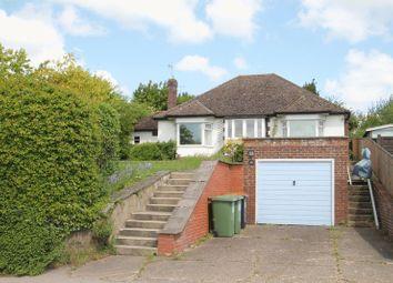 Thumbnail 2 bed detached bungalow for sale in Castle Hill Road, Totternhoe, Bedfordshire