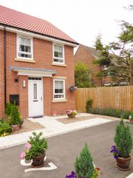 Thumbnail 2 bed end terrace house for sale in Heathside, Huntington, York