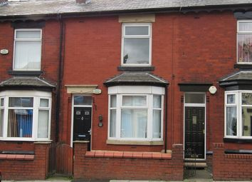 Thumbnail 2 bed terraced house to rent in Bury New Road, Heywood