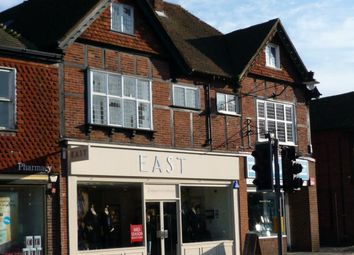 Thumbnail 2 bed duplex to rent in High Street, Haslemere