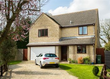 Thumbnail 5 bed detached house for sale in Park Close, Middleton Stoney, Bicester, Oxfordshire