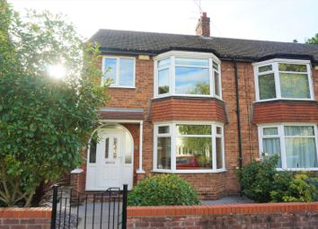 Thumbnail 3 bed semi-detached house for sale in Richmond Street, Hull