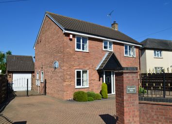 Thumbnail 4 bed detached house for sale in High Road, Trimley St Martin, Felixstowe, Suffolk
