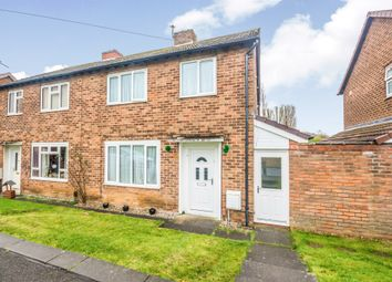 Thumbnail 3 bed semi-detached house for sale in Mulberry Green, Dudley
