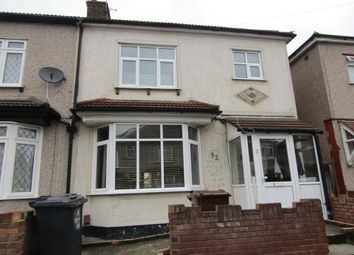 Thumbnail 3 bed semi-detached house for sale in Cambeys Road, Dagenham