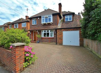 Thumbnail 4 bedroom detached house for sale in Horsell, Surrey