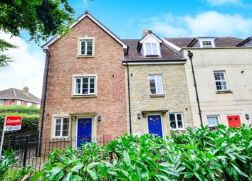 Thumbnail 3 bed end terrace house for sale in Station Road, Wincanton