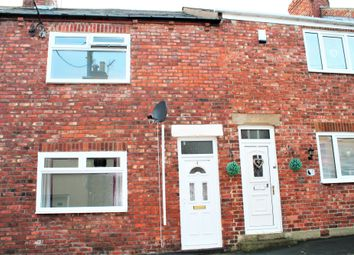 Thumbnail 2 bed terraced house for sale in Greta Street North, Pelton, County Durham