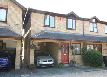 Thumbnail 3 bed semi-detached house for sale in Kingswood Close, Enfield, Middx