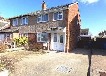 3 bed semi-detached house for sale in Windermere Drive, Prestatyn, Denbighshire LL19