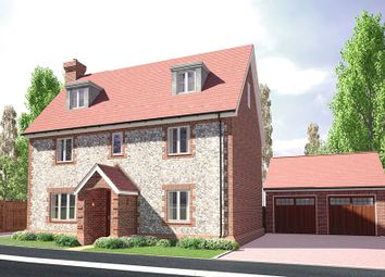 Thumbnail 5 bedroom detached house for sale in The Stapleford, Kilns Gate, Wyvern Way, Burgess Hill