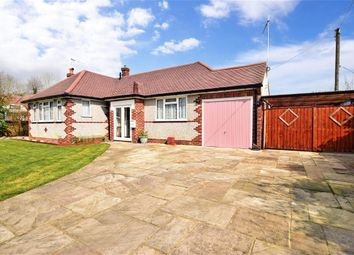 Thumbnail 2 bed detached bungalow for sale in Highland Road, Beare Green, Dorking, Surrey