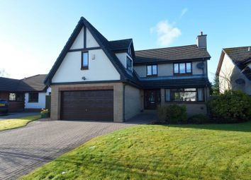Thumbnail 4 bed detached house for sale in Troon Gardens, Cumbernauld, North Lanarkshire