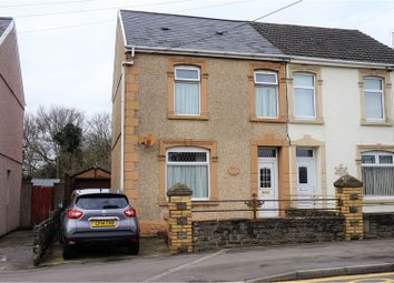 Thumbnail 3 bed semi-detached house for sale in Frampton Road, Gorseinon