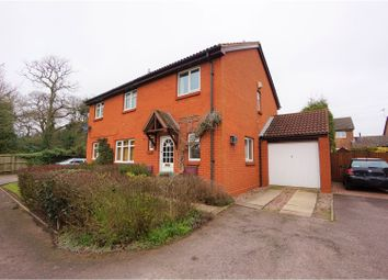 Thumbnail 2 bed semi-detached house for sale in Carters Close, Sutton Coldfield