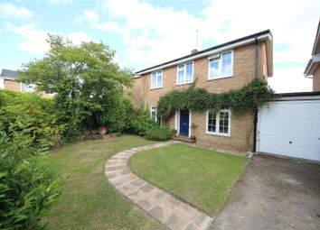 Thumbnail 4 bed detached house for sale in Horseshoe Close, Balsham, Cambridge