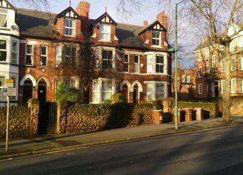 Thumbnail 6 bedroom semi-detached house to rent in Derby Road, Lenton, Nottingham