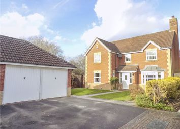 4 bed detached house for sale in Northbourne Road, St Andrews Ridge, Swindon SN25