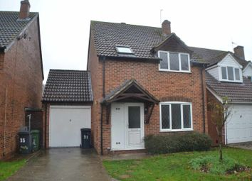 Thumbnail 3 bed link-detached house for sale in Grassmead, Thatcham