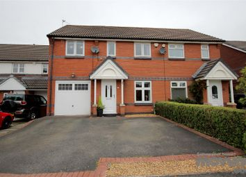 Thumbnail 4 bed semi-detached house for sale in Winscar Road, Hindley, Wigan