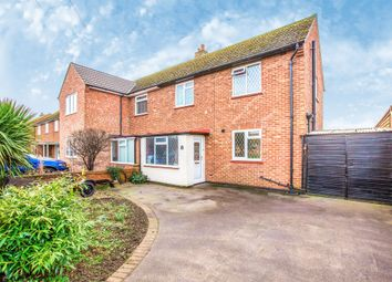Thumbnail 2 bed semi-detached house for sale in Lammas Way, St. Neots