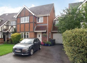 Larksway, Bishop's Stortford CM23. 4 bed detached house