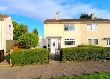 Thumbnail 2 bedroom semi-detached house for sale in Ormen Green, Leicester