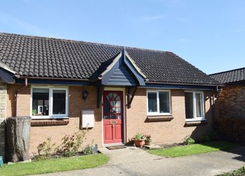 Thumbnail 2 bed semi-detached bungalow for sale in Kimbolton Court, Peterborough
