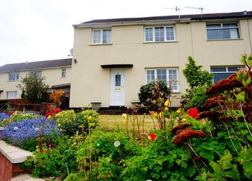Thumbnail 3 bed semi-detached house for sale in Heol Gethin, Cefn Hengoed, Hengoed, Caerphilly