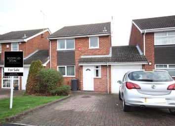 Thumbnail 3 bed semi-detached house for sale in Yew Tree Road, Hatton, Derby