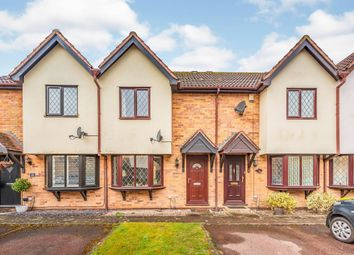 Thumbnail 2 bed terraced house for sale in Brookview, Copthorne, Crawley