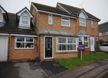 Thumbnail 3 bed terraced house for sale in Dyall Close, Burgess Hill