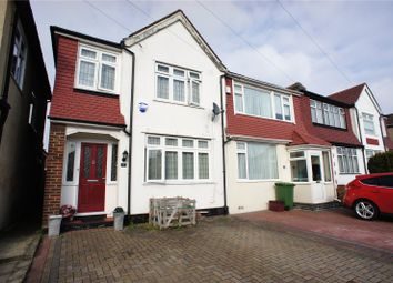 Thumbnail 3 bed detached house for sale in Amberley Road, Abbey Wood, London