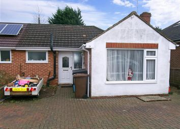Thumbnail 2 bed semi-detached house for sale in Savage Road, Lords Wood, Chatham, Kent