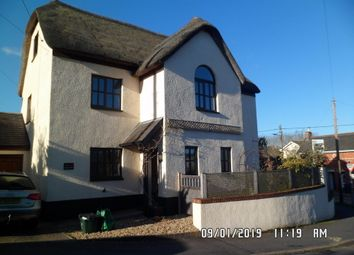 Thumbnail 5 bed detached house to rent in School Lane, Newton Poppleford, Sidmouth